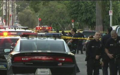 Westlake fue escenario de un enfrentamiento a disparos entre la policía...