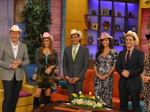 Este martes, todos en  la casita de televisión estaban listos par...