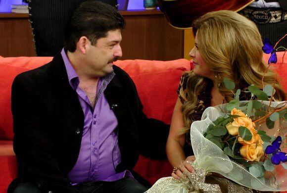 Justo unos minutos antes, Carmen había revelado que se casaba aun...