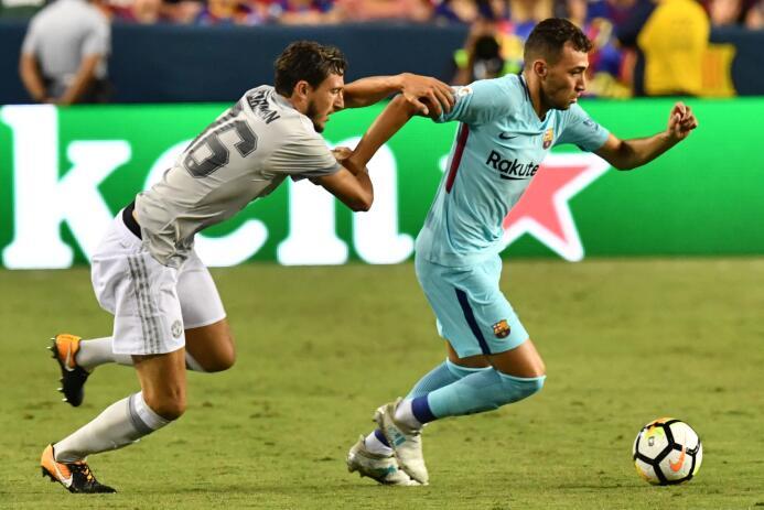 Ernesto Valverde parece creer que no hay lugar en su plantilla para Muni...