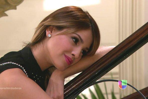 """Eiza pudo convencer con su interpretación de """"Nikki""""."""