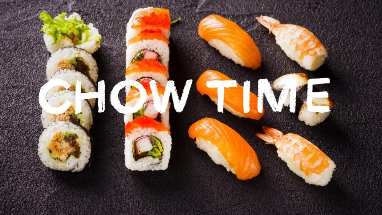 El verdadero sushi
