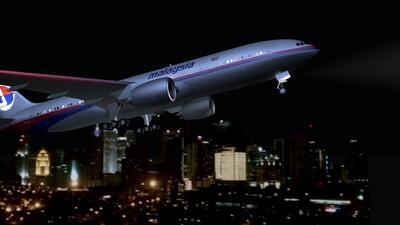 Revelan conversaciones entre vuelo de Malaysia Airlines y control aéreo