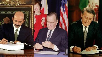 ¿Hay un entendimiento inminente sobre el Tratado de Libre Comercio de América del Norte?