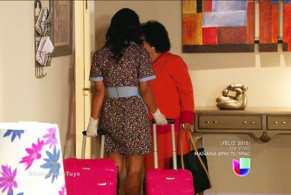 Lo sentimos mucho doña Yolanda, ¡ojalá encuentre un refugio muy pronto!