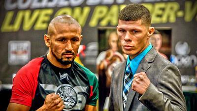 """Orlando Salido y """"Rocky"""" Martínez se declaran listos para """"La Guerra"""""""