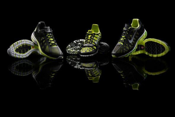 Nike presentó su nueva colección, moderna e innovadora, en...