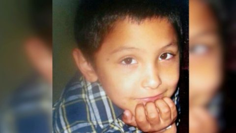Gabriel Fernández tenía 8 años.