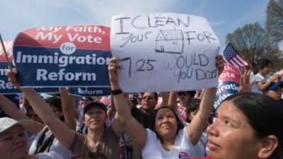 De acuerdo con el último reporte del Pew Hispanic Center, en Estados Uni...