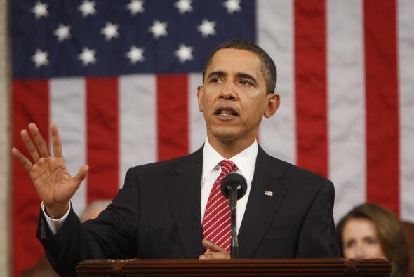 """Estados Unidos eligió """"la esperanza sobre el miedo"""", dijo Obama tras pre..."""