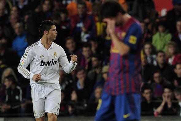 Por si fuera poco que el Madrid prácticamente sea campeón de España, 'CR...