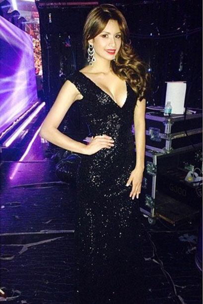 Marisela Demontecristo ha logrado destacar también por su belleza...