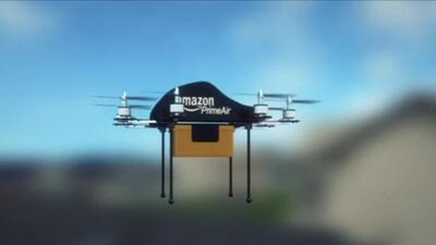 Amazon recibe permiso para experimentar con drones