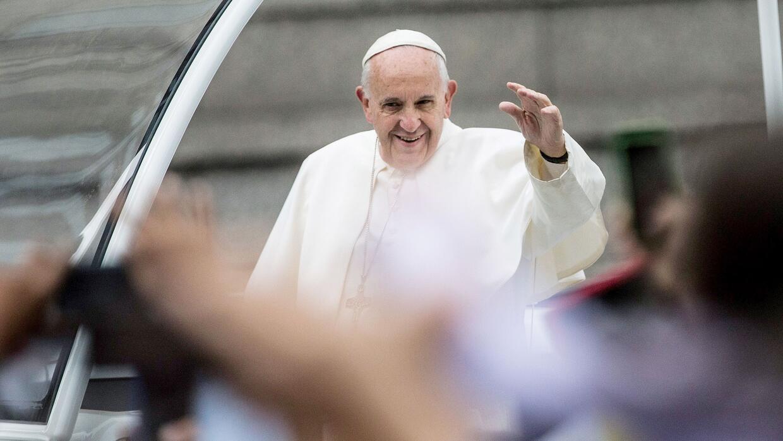 El Papa Francisco en Filadelfia.