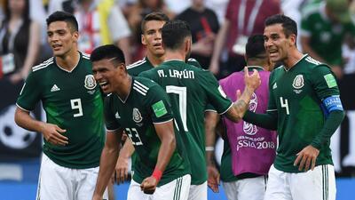 Ocho jugadores mexicanos aumentaron su valor después del mundial