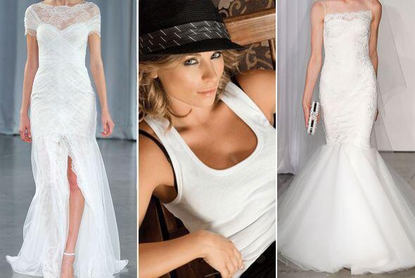 Aquí te dejamos una recopilación de diferentes vestidos de...