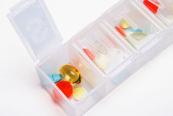 Medicinas Algunas medicinas básicas para dolor de cabeza o de estómago...