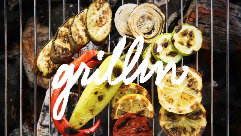 Pepinos al grill