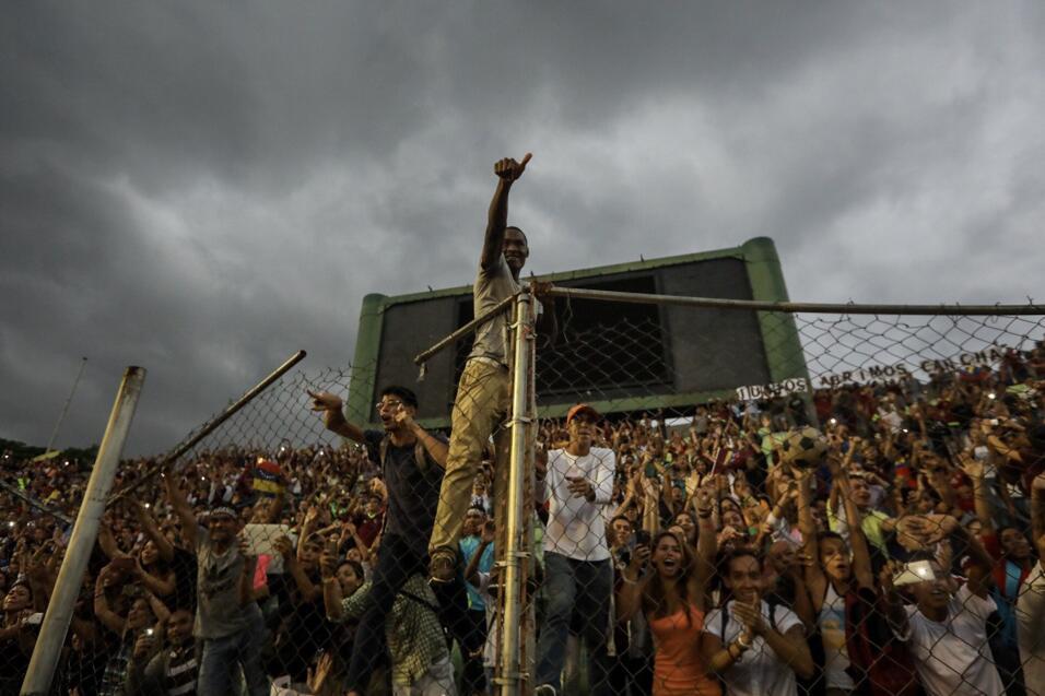 Nicolás Maduro llama 'malagradecidos' a los que excluyen al gobierno de...