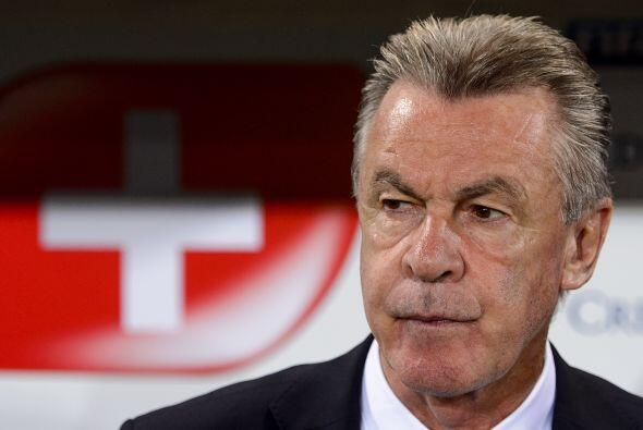 Ottmar Hitzfeld: Este exitoso técnico alemán se ganó un nombre en el bal...