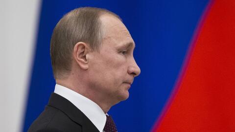 Putin empezó su carrera política dentro de la principal ag...