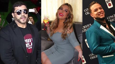 Chiquis Rivera fue pareja de Ángel Del Villar durante cinco a&nti...