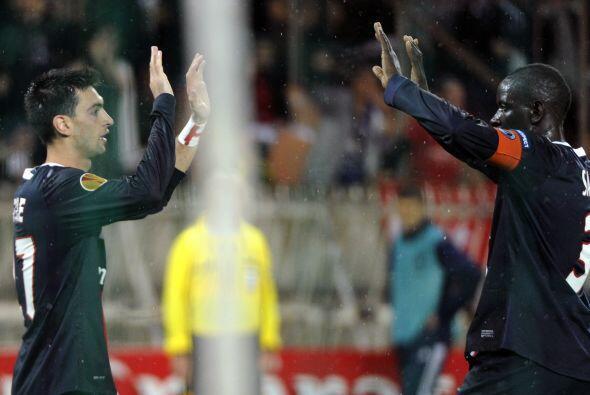 Ese golazo de Pastore bastó para que el PSG ganara por 1-0.