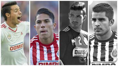 Chivas recuperó a tres jugadores para la Jornada 6