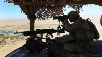 La presencia extranjera en Afganistán sufrió en lo que va en el año la b...