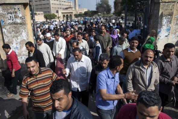 En Egipto el 86% cree que es complicado encontrar empleo, contra un 13%...