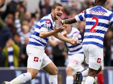 Queens Park Rangers sorprendió al Arsenal y le propinó una...