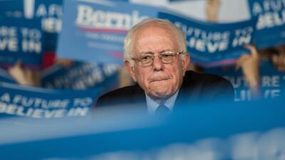 El tropiezo de Bernie Sanders en el tercer supermartes, ¿y ahora qué?