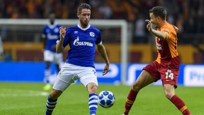 En fotos: Galatasaray y Schalke no se sacaron diferencias en Estambul