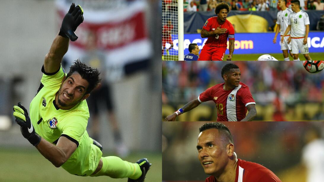 Estas son las principales figuras de la selección panameña, próximo riva...
