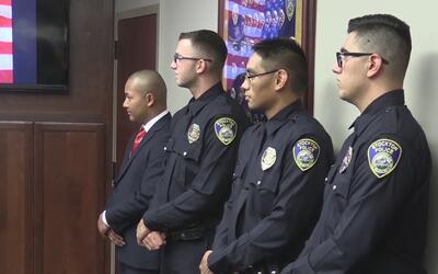 Autoridades reportan reducción de crimen en Stockton