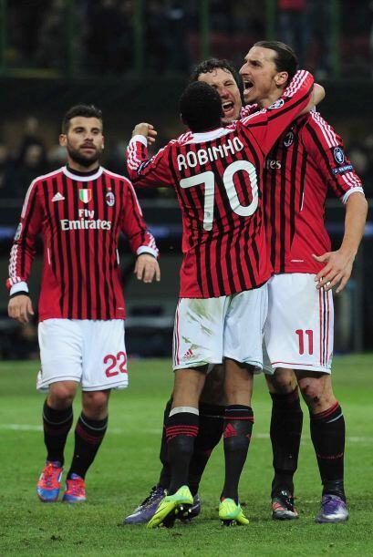 El campeón visita el miércoles el Giusseppe Meazza. El Milan, líder en I...