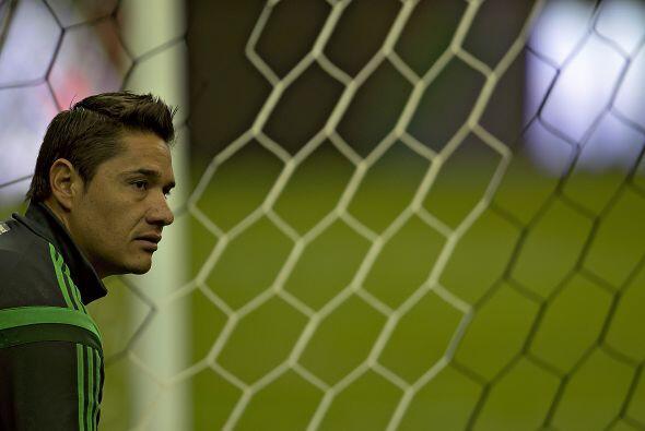 Al parecer, Moisés Muñoz no jugará en Atlante y se limitará a ver el par...