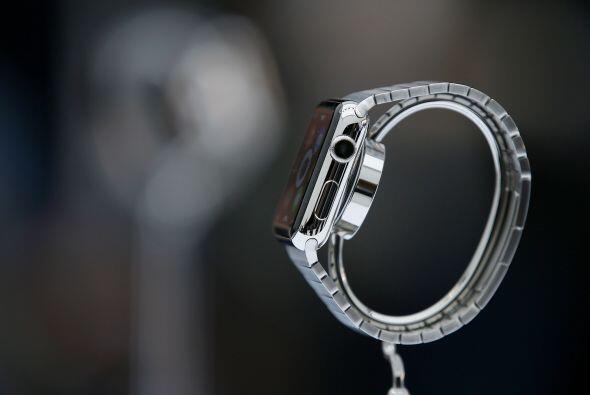 Apple no podía quedarse atrás en el mercado de los dispositiblos para ve...