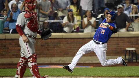 Los Mets regresaron a la senda del triunfo al vencer 9-4 a los Filis.