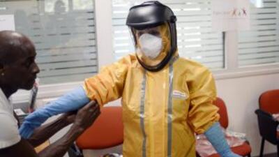 La epidemia de ébola mató a 4,922 personas entre los más de 10,141 casos...