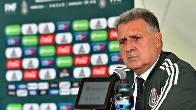 ¿Marchesín al Tricolor? La extraña relación entre 'Tata' Martino y el guardameta