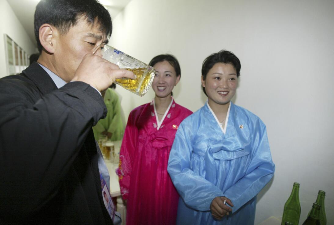 Taedonggang Beer factory