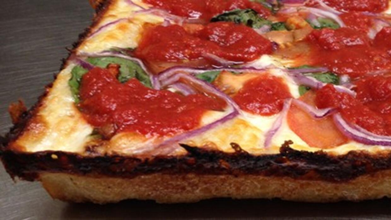 """Margarita the D"" Pizza"