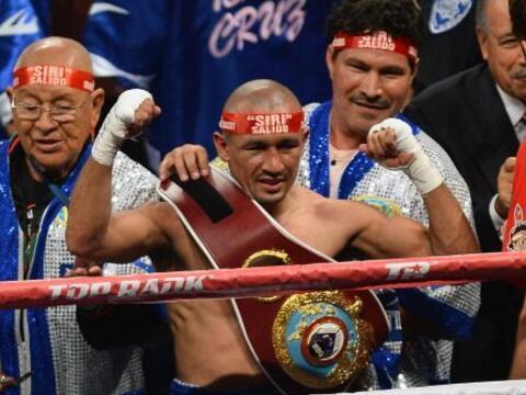 En la pelea co estelar de la cartelera de Las Vegas que enfrentó...