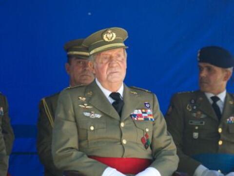 Juan Carlos de Borbón y Borbón ha sido Rey de Españ...