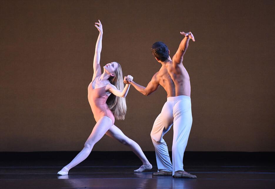Imagen de archivo de L.A. Dance Project, agrupación que se presenta en e...