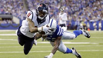 Texans 16-10 Colts: Con Weeden de QB, Houston tomó por asalto liderato d...