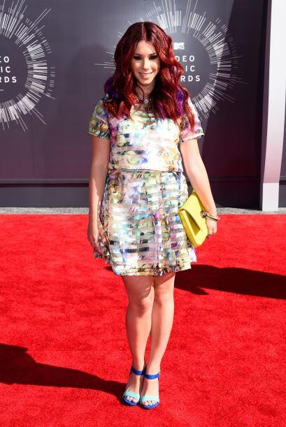 Alfombra roja  MTV Video Music Awards 2014