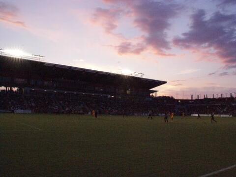 Toyota Field fue escenario del épico juego entre Tigres de UANL y...