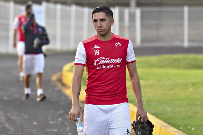 El mediocampista Diego Valdés, de los Monarcas, podría unirse al América.